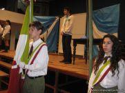 Promesa de Lealtad a la Bandera de la Secundaria 15
