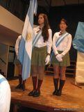 Promesa de Lealtad a la Bandera de la Secundaria 7