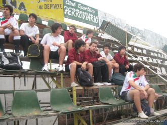 1er partido Copa Coca Cola 1