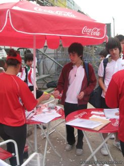 1er partido Copa Coca Cola 10