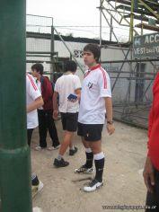 1er partido Copa Coca Cola 12