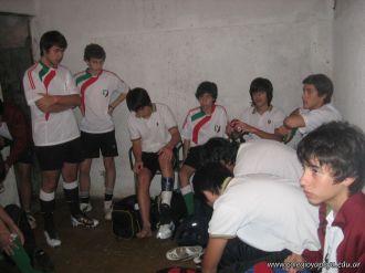 1er partido Copa Coca Cola 13