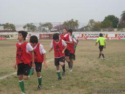 1er partido Copa Coca Cola 22