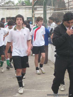 1er partido Copa Coca Cola 36