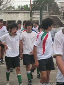 1er partido Copa Coca Cola 37