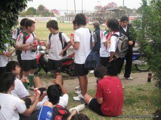 1er partido Copa Coca Cola 43