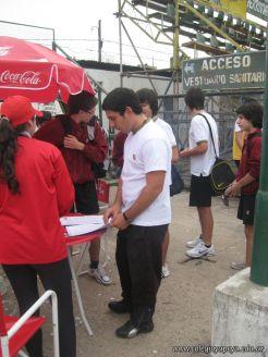 1er partido Copa Coca Cola 9