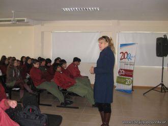 Charla de Educacion Sexual 5to ano 1