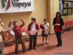 Premiacion del Spelling Bee 4