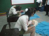 2da Clase de Primeros Auxilios 2010 101