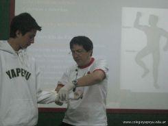 2da Clase de Primeros Auxilios 2010 21