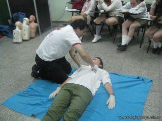 2da Clase de Primeros Auxilios 2010 39