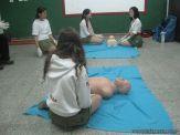2da Clase de Primeros Auxilios 2010 45