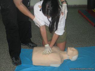 2da Clase de Primeros Auxilios 2010 50