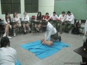 2da Clase de Primeros Auxilios 2010 55