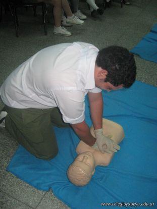 2da Clase de Primeros Auxilios 2010 69