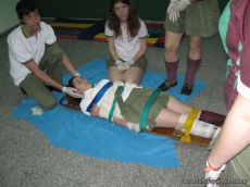 3ra Clase de Primeros Auxilios 106