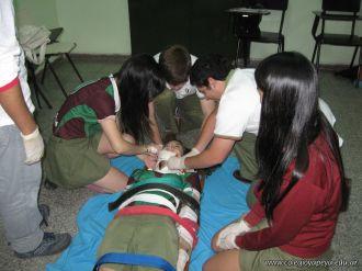 3ra Clase de Primeros Auxilios 110