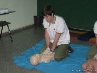 3ra Clase de Primeros Auxilios 20