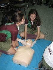 3ra Clase de Primeros Auxilios 6