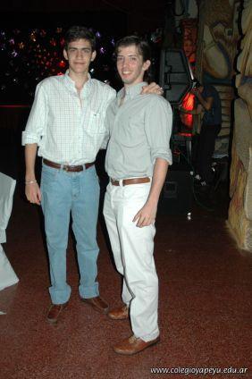 Cena Despedida de 6to 2010 49