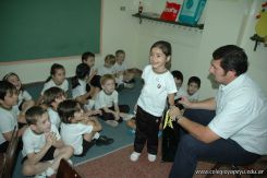 Doble Escolaridad Sala de 5 a 1er grado 110