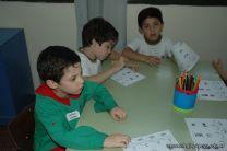 Doble Escolaridad Sala de 5 a 1er grado 206