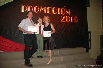 Acto de Colacion de Primaria 2010 450