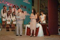 Acto de Colacion de la Promocion 2010 102