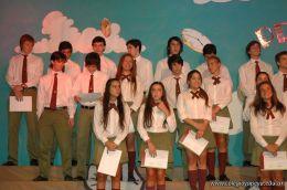 Acto de Colacion de la Promocion 2010 119