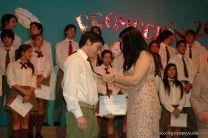 Acto de Colacion de la Promocion 2010 121