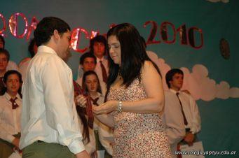 Acto de Colacion de la Promocion 2010 133