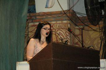 Acto de Colacion de la Promocion 2010 198