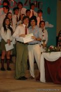 Acto de Colacion de la Promocion 2010 245