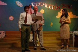 Acto de Colacion de la Promocion 2010 52