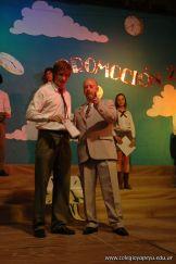 Acto de Colacion de la Promocion 2010 58