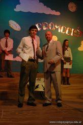 Acto de Colacion de la Promocion 2010 60