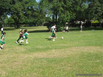 3er grado empezo el Campo Deportivo 100
