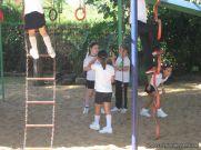 3er grado empezo el Campo Deportivo 111