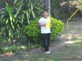 3er grado empezo el Campo Deportivo 131