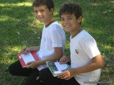 3er grado empezo el Campo Deportivo 148