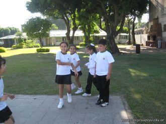 3er grado empezo el Campo Deportivo 45