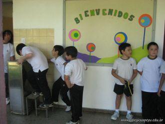 3er grado empezo el Campo Deportivo 75
