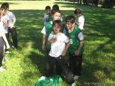 3er grado empezo el Campo Deportivo 84