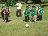 3er grado empezo el Campo Deportivo 95