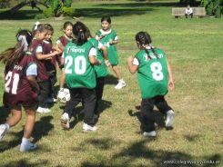 3er grado empezo el Campo Deportivo 98