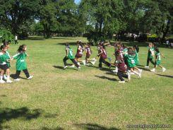 3er grado empezo el Campo Deportivo 99
