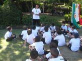 4to grado empezo el Campo Deportivo 12