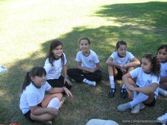 4to grado empezo el Campo Deportivo 16