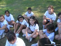 4to grado empezo el Campo Deportivo 17